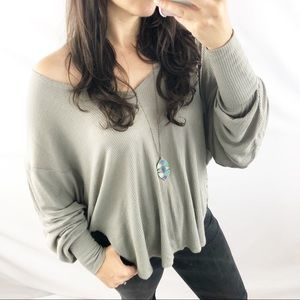 Urban Outfitters NWT BDG Slouchy Sweater C89
